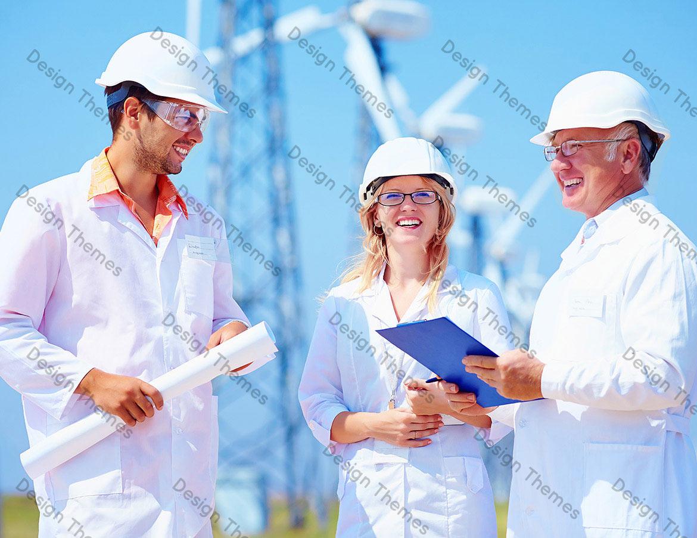 ONSITE ENGINEERS AT WORK